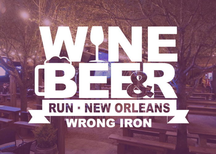 Inaugural New Orleans Wine & Beer Run Set For Saturday, October 19, 2019!